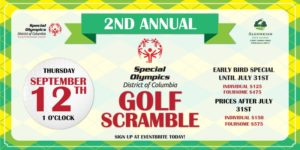 YPC Golf Scramble