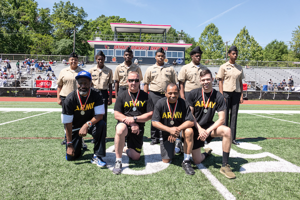 Unified Relay -Military Day